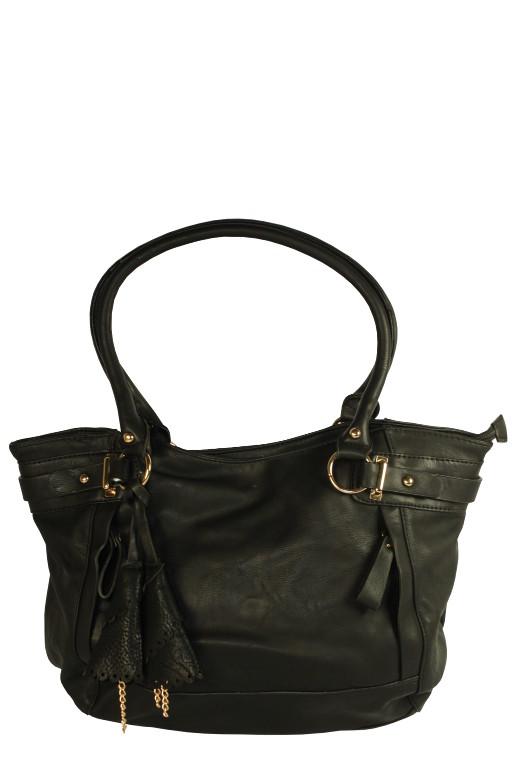 Oldstyle Black kabelka černá