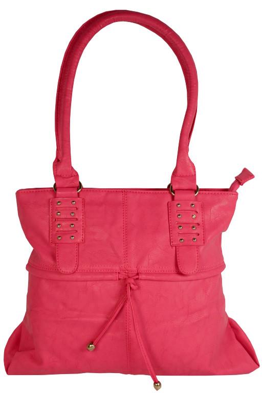 Bertha Rosé střední dámská kabelka růžová