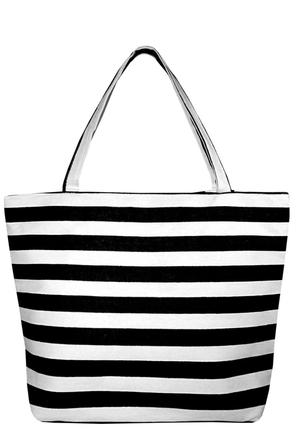 fdb7ccbc94 Benzi taška na pláž černá