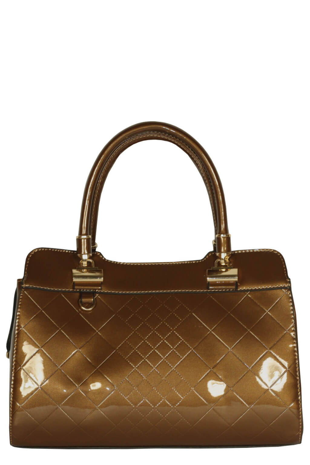 db3f1cf052 Ambrosine Lux dámská kabelka zlatá