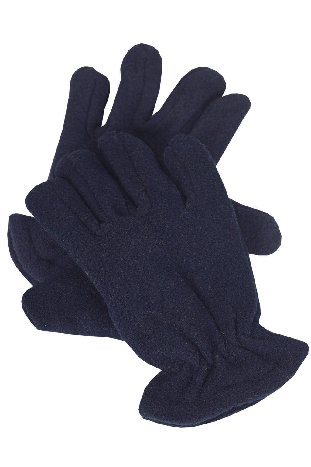 568633af477 Dinny rukavice dětské 7-8 let tmavě modrá
