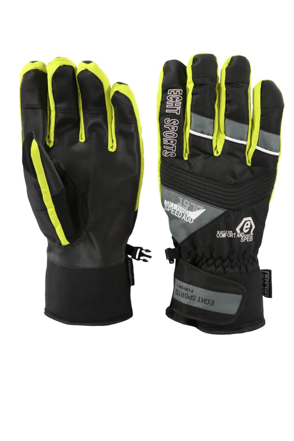 Bevis pánské lyžařské rukavice HX030 XL zelená 7ca48056df