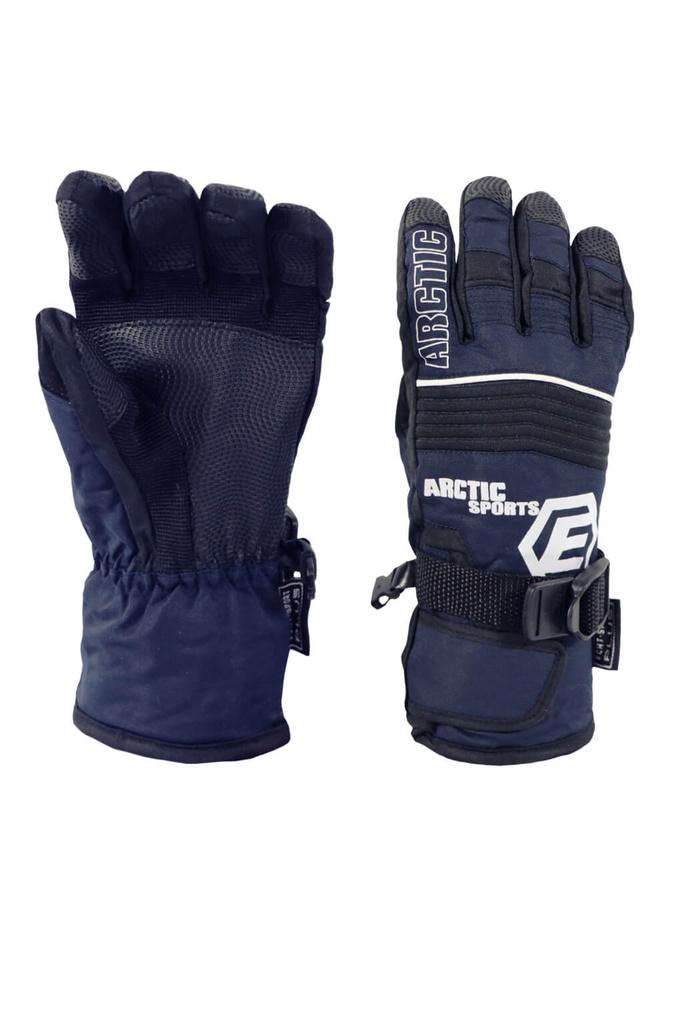 1fce0e0af46 Finn dětské zimní rukavice C075 červená velikost  8-9 let. 1. 2