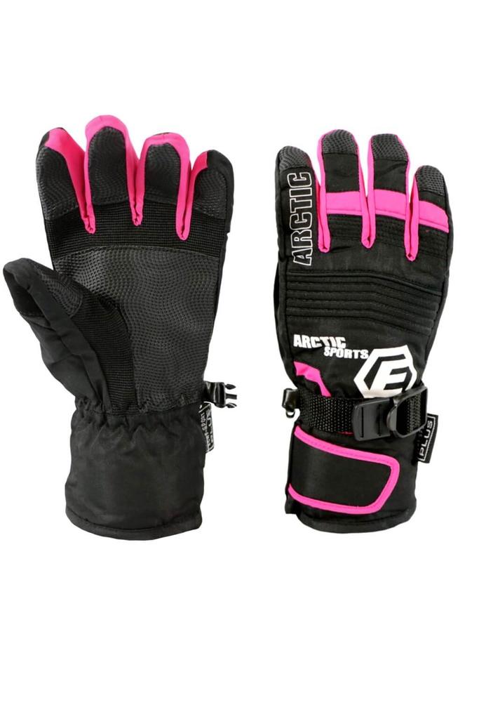 8f0a3471fa5 Finn dětské zimní rukavice C075 červená velikost  8-9 let. 1. 2. PrevNext