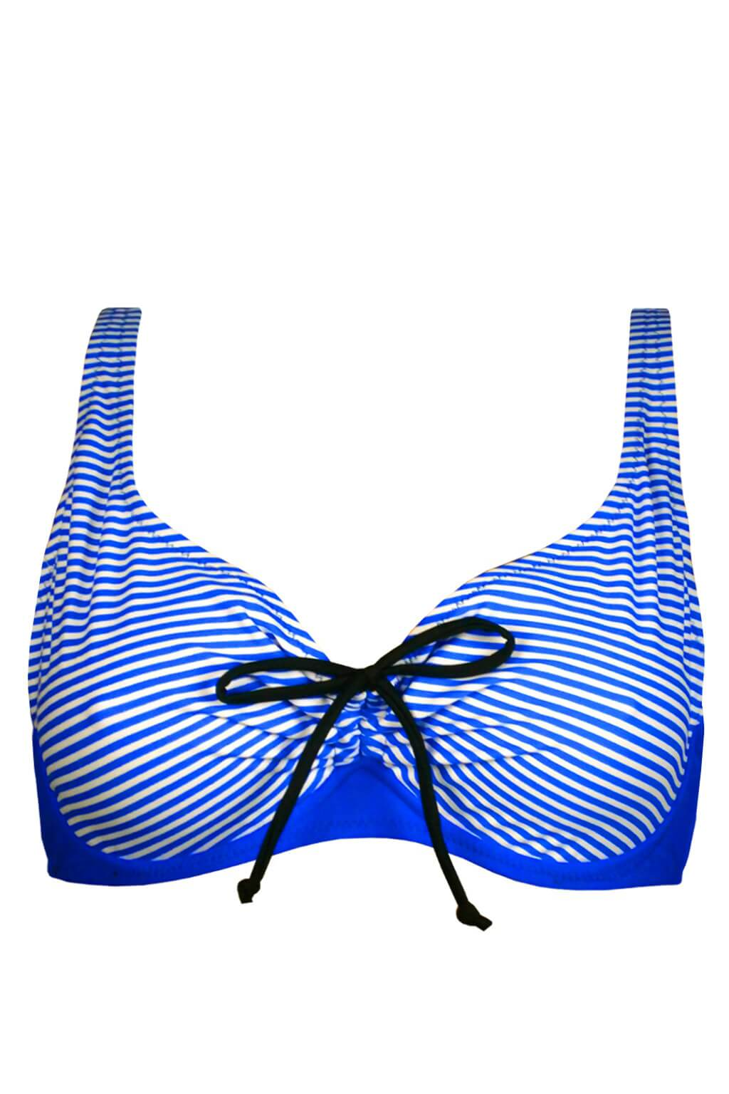 147e5742a34 Pauline Light Blue plavky horní díl S876 XL světle modrá