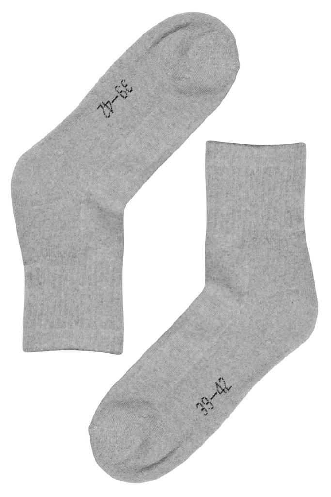 Sport froté ponožky - 3páry levné prádlo  ab4e5bee85