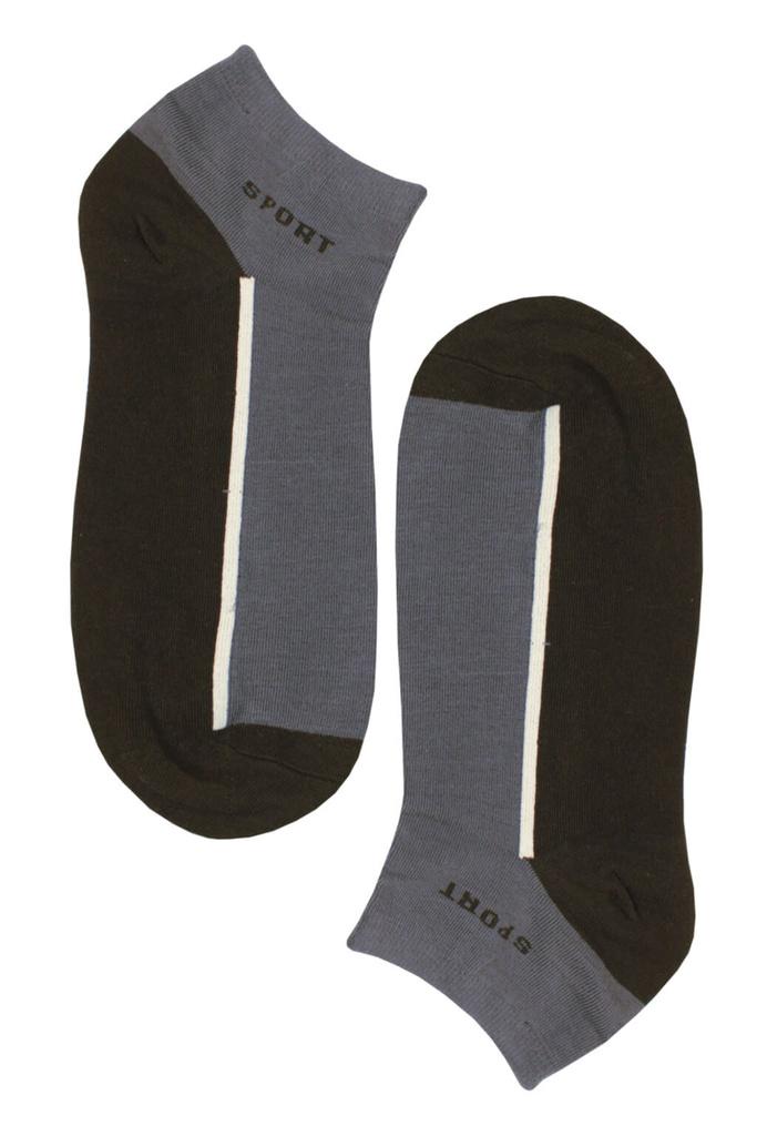 Bamboo zdravotní kotníkové ponožky - 3páry levné prádlo  e5b918633f
