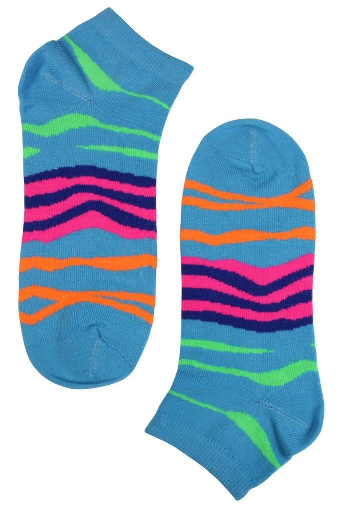 b326d367a7b Reflexní kotníčkové ponožky - 3páry levné prádlo