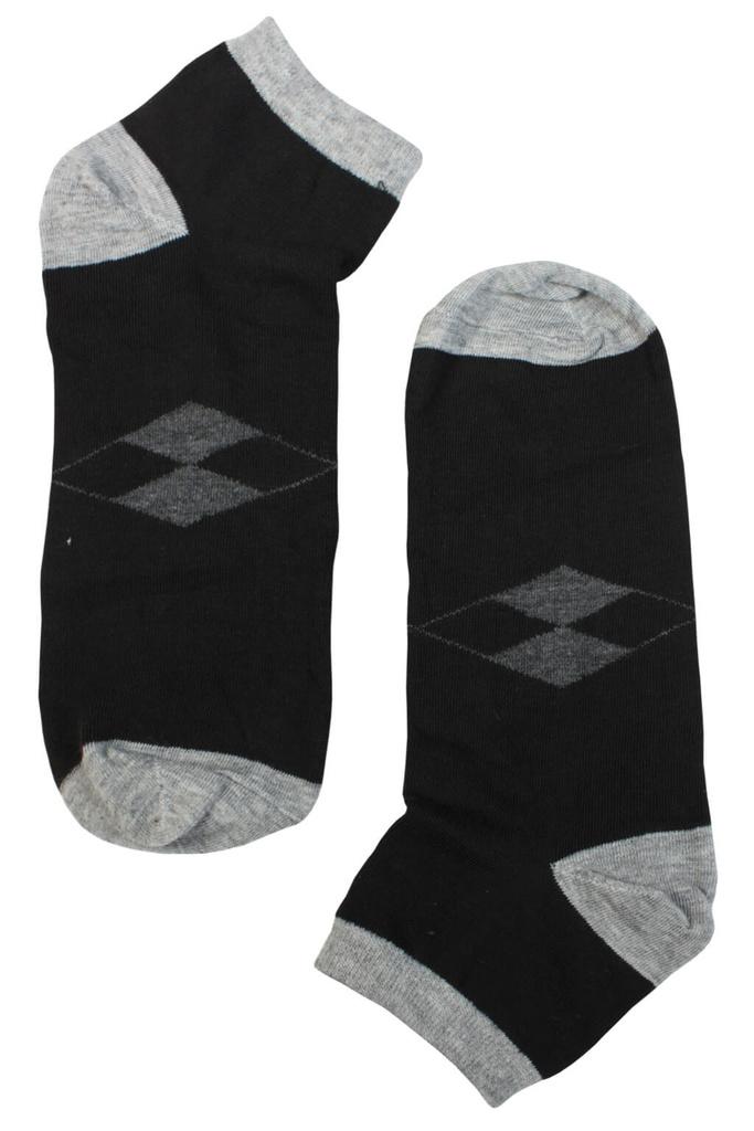 Pánské zdravotní kotníkové ponožky - 3páry levné prádlo  99d3a904b3