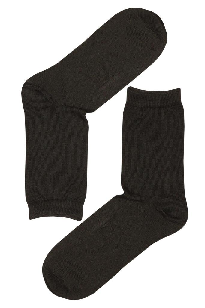 Dámské bavlněné ponožky - 3 páry levné prádlo  6852eadcfb