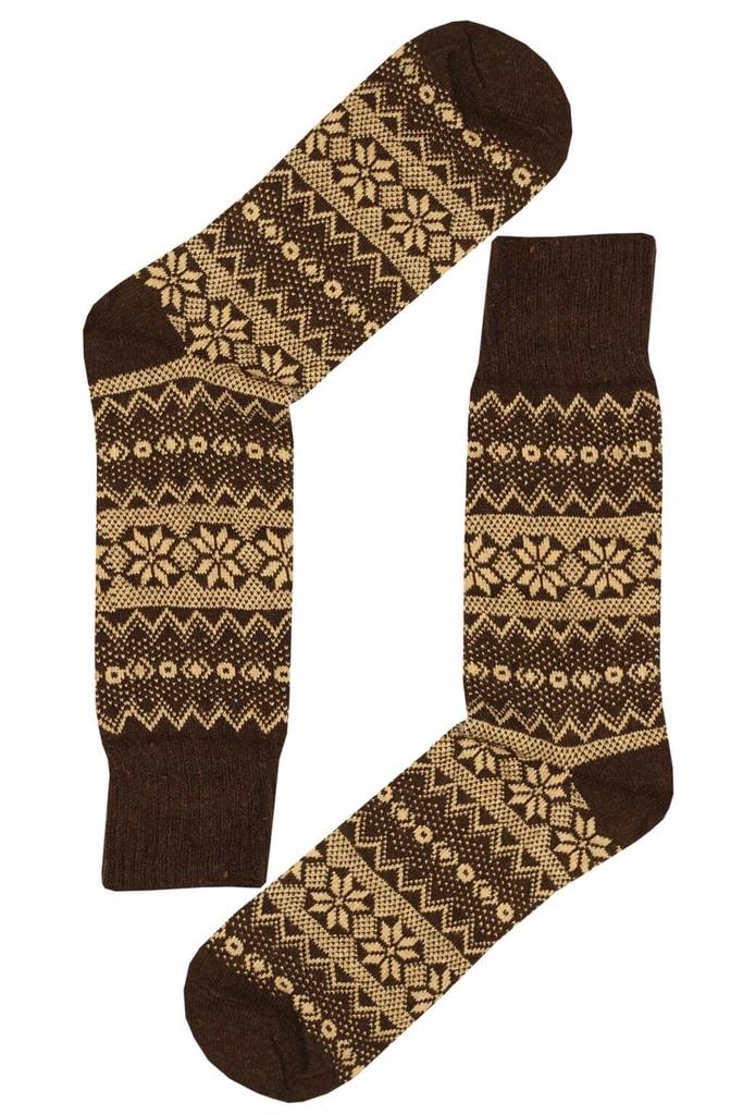 d36f83bffa1 Pánské thermo vlněné ponožky - 2 páry levné prádlo