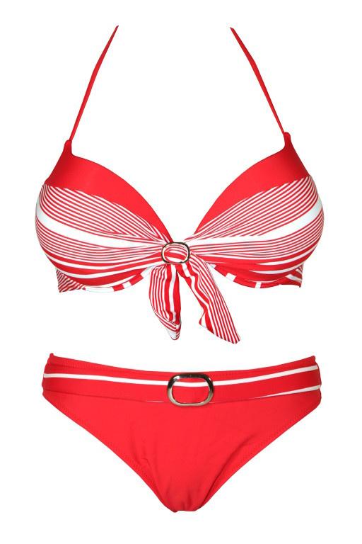 Oáza plavky se šátkem - trojdílné levné prádlo  d28ba1f3d5