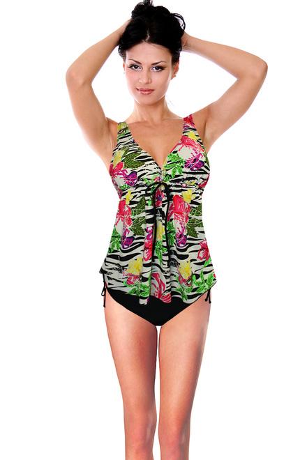 354cd4e5b16 Jakarta elegantní dámské tankiny levné prádlo
