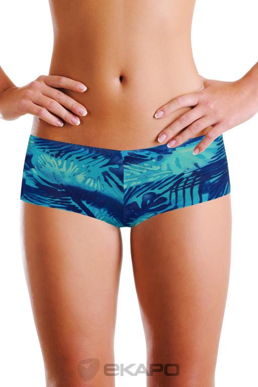 Aqua F- plavkové kalhotky levné prádlo  8595b9e9d8