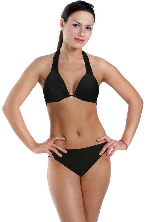Little Marry dvojdílné plavky černá velikost  XL  955697e16a